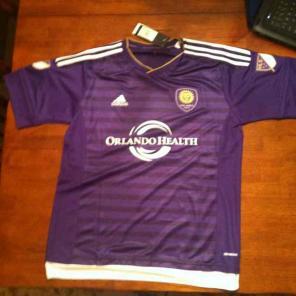 Orlando city Kaka 15-16 Home Jersey MED for sale