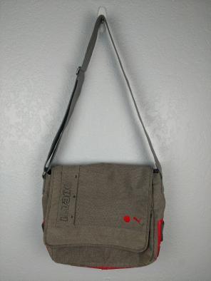 Used, Ducati puma messenger Bag for sale