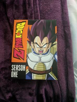 Dragon Ball Z season 1 for sale