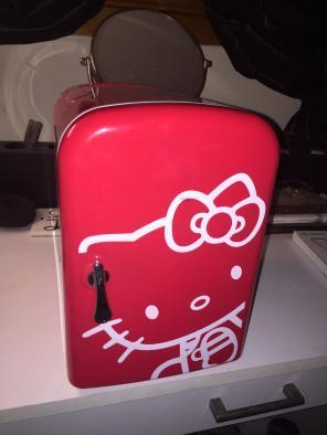Hello Kitty Mini Fridge for sale