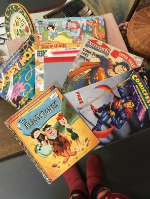 1993 Comics Kids Book Bulk Lot for sale