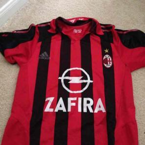 AC Milan Kaka Jersey for sale