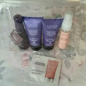 Used, Alterna Haircare Caviar Anti-Aging Set for sale