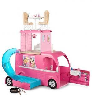Used, Barbie Pop-up Camper for sale