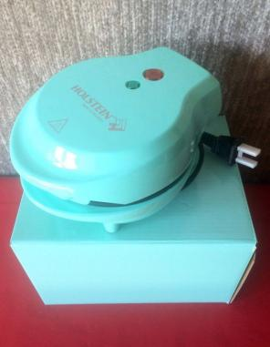 New Holstein Teal Mini Electric Griddle for sale