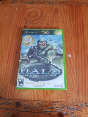 Halo Combat Evolved GOTY Edition XBOX for sale