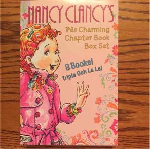 NANCY CLANCY's 3 book box set for sale