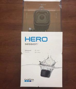 GoPro HERO Session Waterproof HD Action for sale
