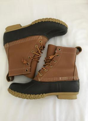 LL Bean Boots Shoes For Men