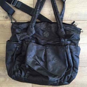 Lululemon triumph bag for sale