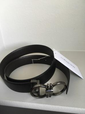 5a6eb113eeb82 ... discount code for salvatore ferragamo salvatore ferragamo belt double  gancio 50cd3 81085