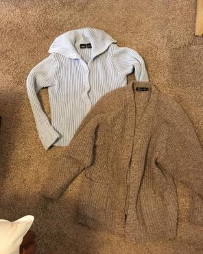 Mossimo& IB Diffusion Sweater Med for sale