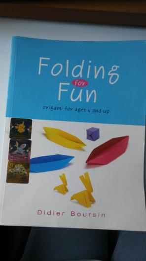 Used, Origami book for sale