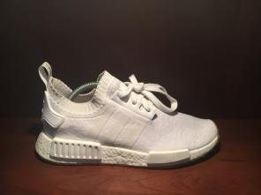 adidas Originals NMD R1 Women's Running Shoes Clear Onix
