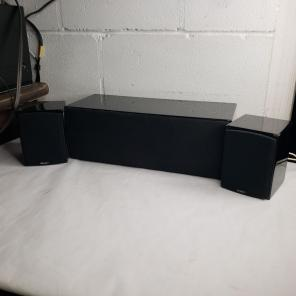 ENERGY 3pc. Micro speakers w/center spkr for sale