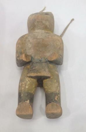 Used, Antique RARE Hopi Kachina Bear Doll for sale