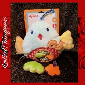 Kaloo 0+ Activity Toy Bird Discovery, used for sale