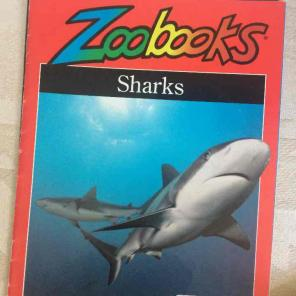 Zoobooks Sharks for sale
