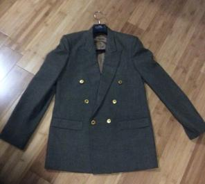Used, Men's Double Breasted Suit for sale