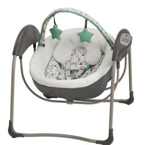 Graco Glider Lite Baby Swing Lambert LX for sale