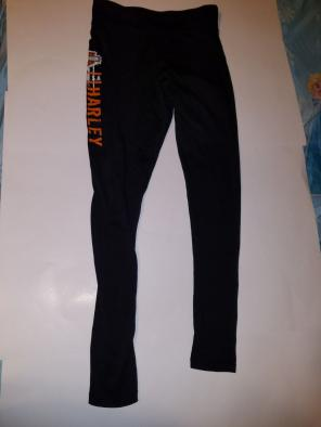 Harley Davidson Womens Leggings small, used for sale
