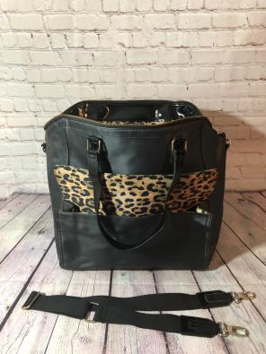 Victoria S Secret Leopard Handbags Mercari