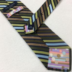 5243b8ab0803e7 Ted Baker - Ted Baker of London mens SILK necktie