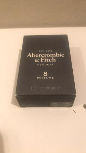 Abercrombie & Fitch - 8 perfume, used for sale
