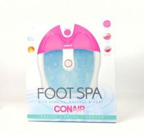 New Conair Foot Spa Heat & Massage for sale
