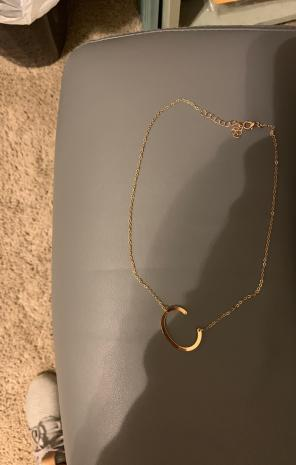 C necklace for sale