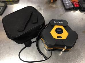 AUDEW Portable Air Compressor Pump, used for sale