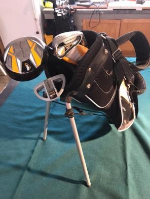 Maxfli Rev1 Junior Golf Set With Bag for sale