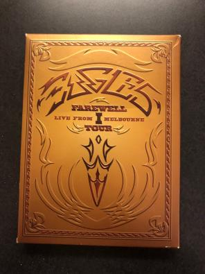 Eagles and Journey albums for sale