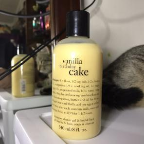 Philosophy Birthday Cake Shower Gel