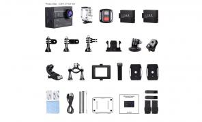 Action Camera 4K Touch Screen 16MP for sale