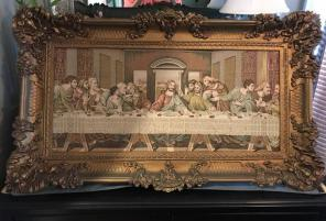 Last Supper - Italian Tapestry for sale