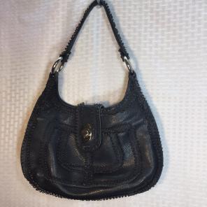 b956ffeb03d Isabella Fiore Purse.  36 · Isabella Fiore Small Hobo Black Leather