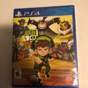 Ben 10 PS4 PlayStation 4 New, used for sale
