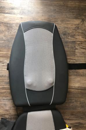 Used, Homedics Shiatsu Massaging Cushion for sale