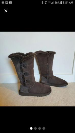 ugg australia tall boots mercari rh mercari com