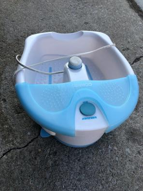 Foot / pedicure spa with vibration for sale
