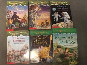 Magic Tree House Books for sale