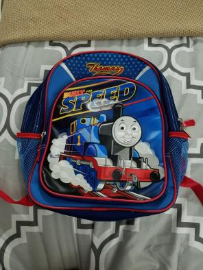 Thomas the tank engine backpack for sale