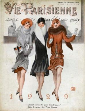 Used, La Vie Parisienne MagazinePoster  #11 for sale
