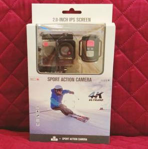 4K,WIFI Sports Action Camera for sale