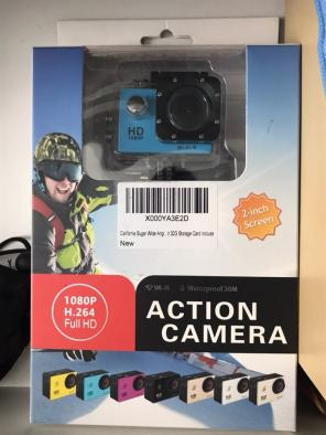 Action Camera, used for sale