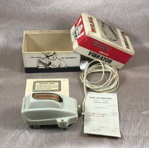 Vintage 1960's Wahl Vibrator Massager for sale