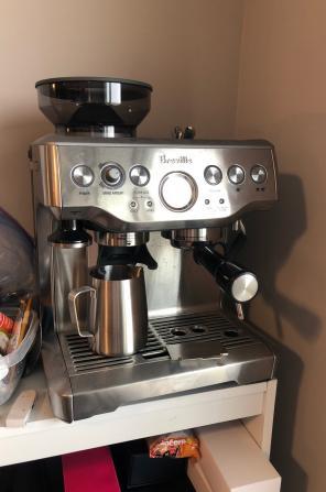 breville espresso maker for sale