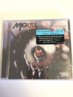 Kaleidoscope Dream Miguel R&B CD Sealed for sale