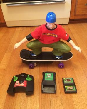 Retro Tony Hawk RC Skateboard for sale